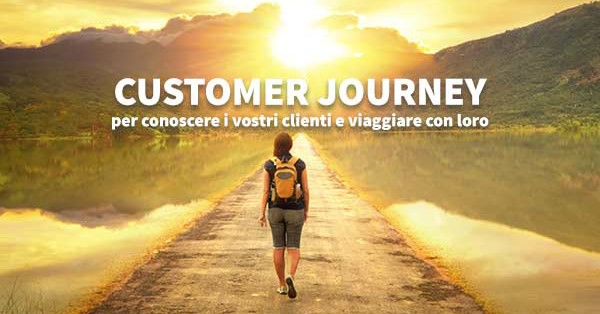 customer journey e crm