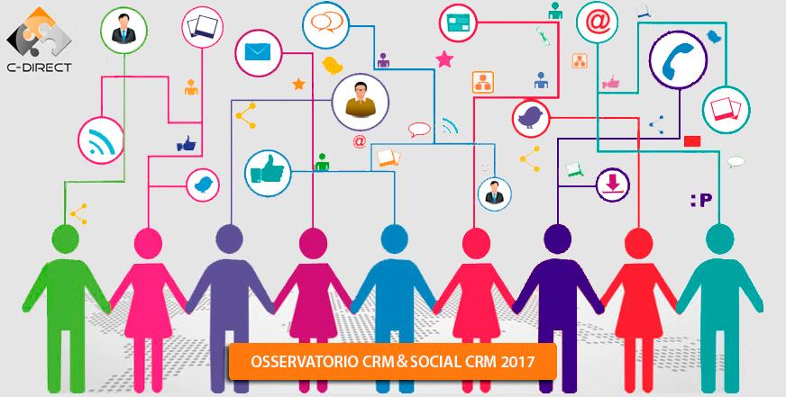osservatorio CRM & SOCIAL CRM 2017