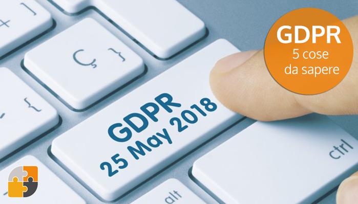 GDPR E CRM 2018