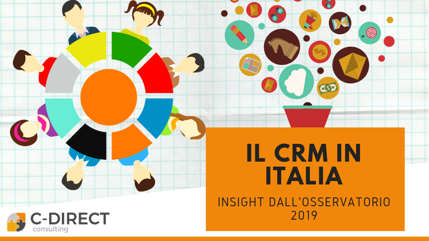 statistica crm in italia