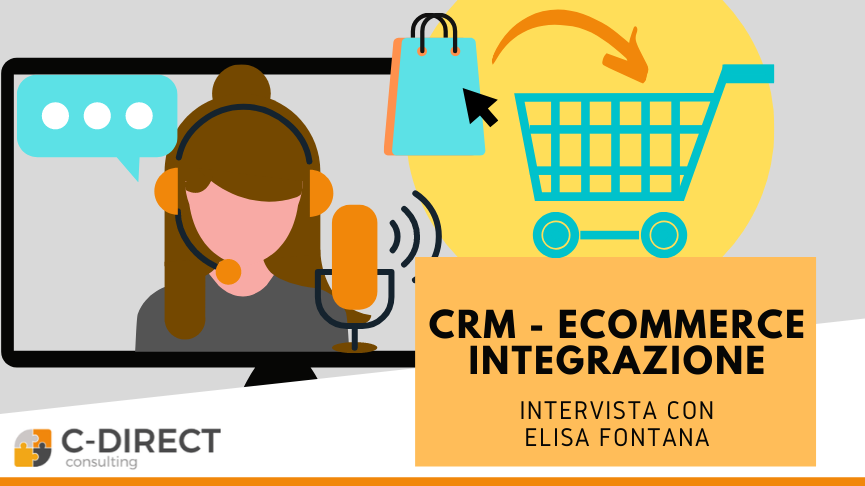 integrare CRM all'eccomerce